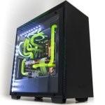 PcCom Custom Uranium i7-8700K/16GB/512GB SSD+2TB HDD/GTX 1080Ti 11GB