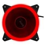Aerocool Rev Red Ventilador 120mm