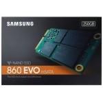 DISCO DURO SOLIDO SSD SAMSUNG 250GB MSATA SERIE 860 EVO