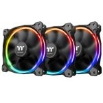 Thermaltake Riing 12 LED RGB Radiator Fan Sync Edition Pack 3 Ventiladores