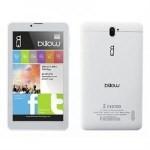 "TABLET BILLOW 7"" X703 3G BLANCA IPS QC1.3-1G-8GB"