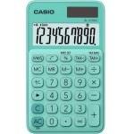 Casio SL-310UC My Style Calculadora Verde