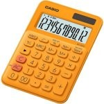 Casio MS-20UC My Style Calculadora Naranja