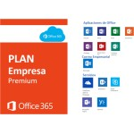 OFFICE 365 EMPRESA PREMIUM 2019 ANUAL PKC WIN10