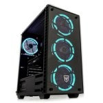 PcCom Bronze Ryzen 5 1500X/8GB/1TB/GTX1050Ti