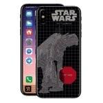 Disney Star Wars AT-AT Funda para Apple iPhone X