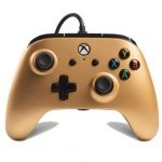 Power A Xbox One Controller Dorado