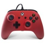 Power A Xbox One Controller Crimson Fade