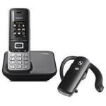 TELEFONO SIEMENS GIGASET SI-S850 + AURICULAR BLUET