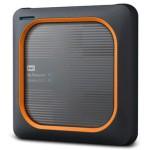 HD WD MY PASSPORT WIRELESS SSD 2TB