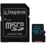 Kingston Canvas Go! 128GB MicroSDXC UHS-I Clase 10