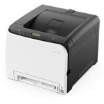 Impresora ricoh laser color spc261dnw a4