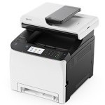 Multifuncion ricoh laser color spc261sfnw fax