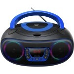 Radio denver tcl-212 azul reproductor cd