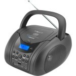 Radio cd mp3 portatil nevir nvr-483