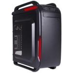 Caja ordenador atx negra pc elite
