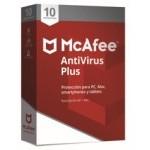 Antivirus mcafee antivirus plus 2018 10
