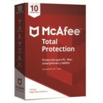 Antivirus mcafee total protection 2018 10