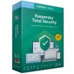 Antivirus kaspersky total security 5 licencias
