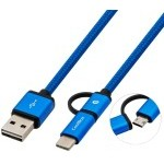 Cable multiusb2.0 coolbox carga mas datos