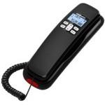 Telefono sobremesa daewoo dtc-160 negro