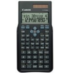 Calculadora canon cientifica f-715sg dbl negra