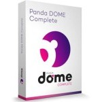 Antivirus panda dome complete dispositivos ilimitados