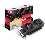 VGA MSI RX 550 4GT LP OC
