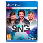 JUEGO SONY PS4 LET S SING 11