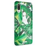 FUNDA MOVIL BQ AQUARIS X2/X2 PRO BUBBLE PALM TREE