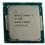PROCESADOR INTEL 1151-8G I7-8700 6X3.2GHZ 12MB TRAY