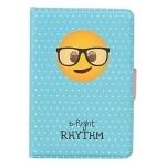 """Emoji By EJDN Funda Ebook 6"""" Gafas"""