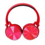 Omega Auricular+Mic BLUETOOTH V4.2 FH0917 Rojo
