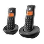 MOTOROLA E202 Telefono DECT Call Blocking