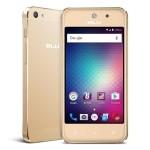 "BLU VIVO 5 MINI 4"" 1.3GHz 8GB Oro"