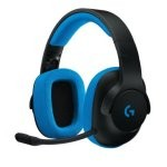 Logitech G233 Prodigy Auriculares Gaming Multiplataforma Negro/Azul