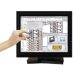 "Posiberica Monitor Táctil 15"" T1505C Capacitativo"