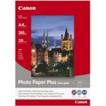 PAPEL CANON PLUS SG-201-A4 SATINADO 20HOJAS