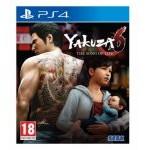 Yakuza 6 Song of Life PS4