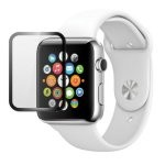 Unotec Protector Cristal Templado Full Frame Cover para Apple Watch 38mm