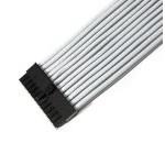 BHCustoms Cable Extensor 24 ATX 30cm Blanco