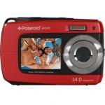 Polaroid IF045 14MP Pantalla Dual Roja