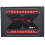 Kingston HyperX FURY SSD 480GB RGB SATA3