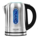 Cecotec ThermoSense 290 Clear Hervidor de Agua 2200W