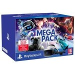 GAFAS SONY PLAYSTATION VR MK4 MEGA PACK 5 JUEGOS