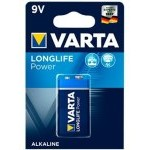 PILA ALCALINA VARTA 6LR61/6LP3146 9V HIGH ENERGY