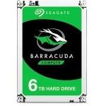 DISCO DURO 3.5 6TB SATA 3 SEAGATE 256MB BARRACUDA
