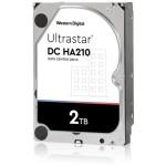 "WD ULTRASTAR DC HA210 3.5"" 2TB DISCO DURO DATACENTER"