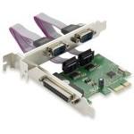 TARJETA PCIE CONCEPTRONIC 1 PARALELO 2 SERIE