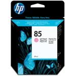 HP Cartucho de tinta DesignJet 85 magenta claro de 69 ml